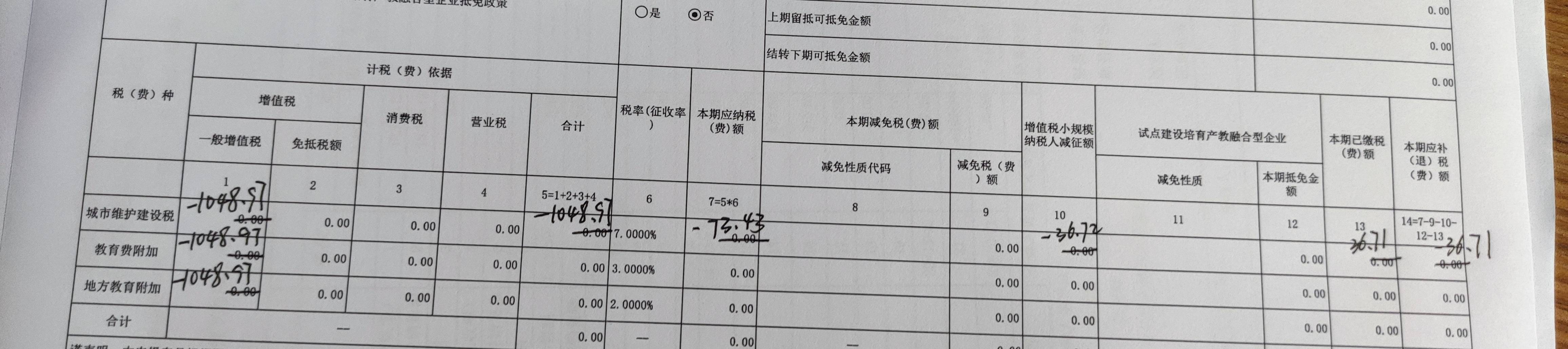 老师,现需要退税,您帮看一下这个表这样填对吗