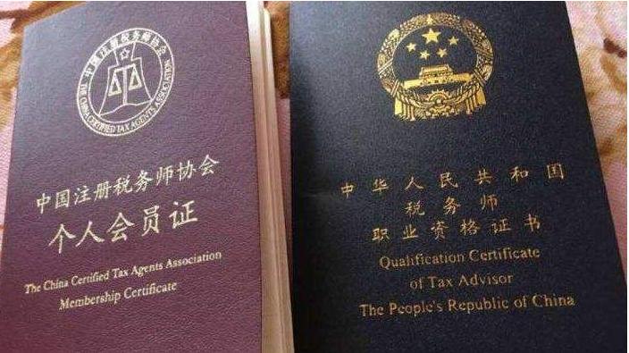 税务师证分职业和非职业的吗?